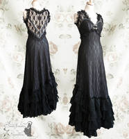 Dress Illicens black, Somnia Romantica by M. Turin by SomniaRomantica