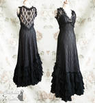 Dress Illicens black, Somnia Romantica by M. Turin