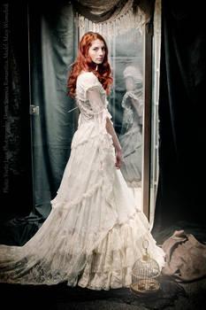 Wedding gown, Somnia Romantica by Marjolein Turin