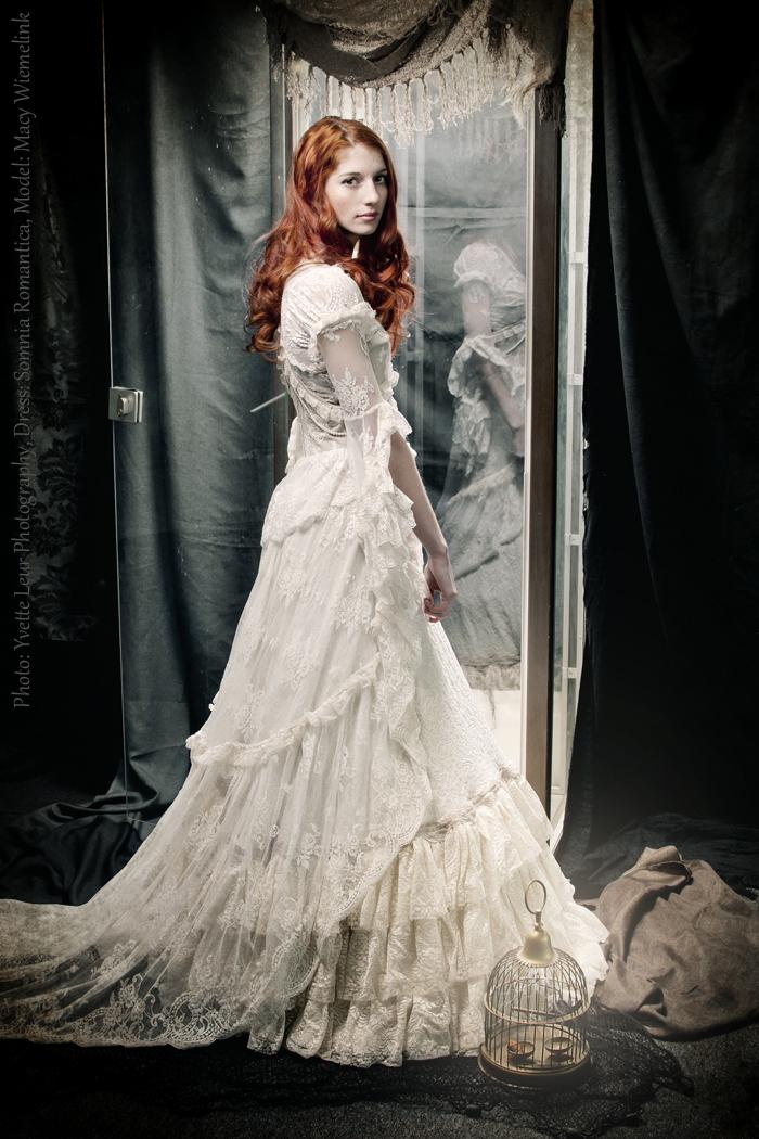 Wedding gown, Somnia Romantica by Marjolein Turin by SomniaRomantica