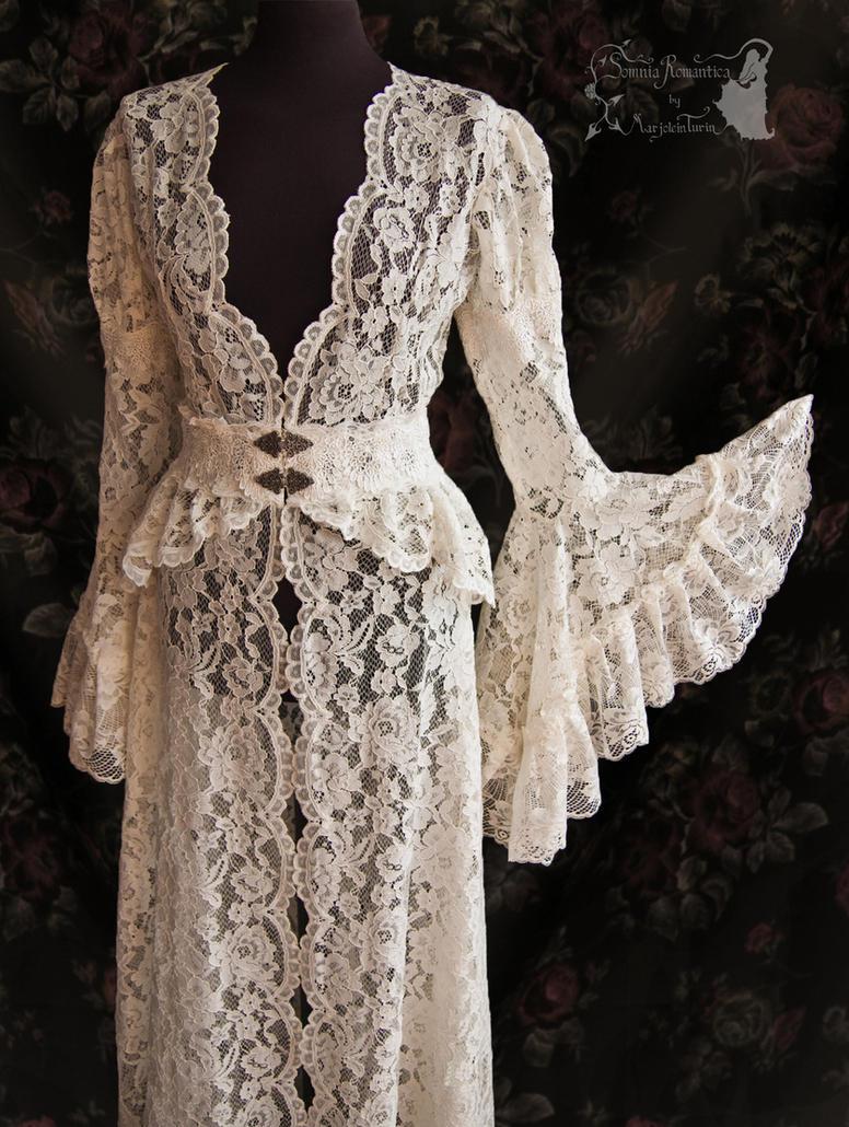Malacia-Maeror-robe-ivory-somnia-romantica-marjole by SomniaRomantica