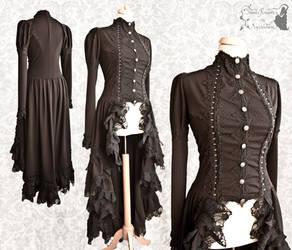 Over dress Devota, Somnia Romantica by M. Turin by SomniaRomantica
