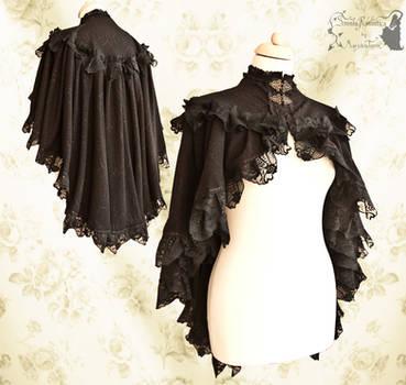 Cloak Noctua I, Somnia Romantica by M. Turin
