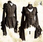 Noctua blouse, Somnia Romantica by M. Turin