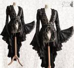 Malacia-Maeror-robe-black-somnia-romantica-marjole