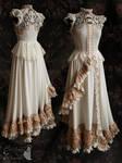 Dress 1 fashion show Somnia Romantica, M. Turin