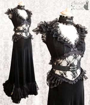 dress 2 fashion show Somnia Romantica by M Turin by SomniaRomantica
