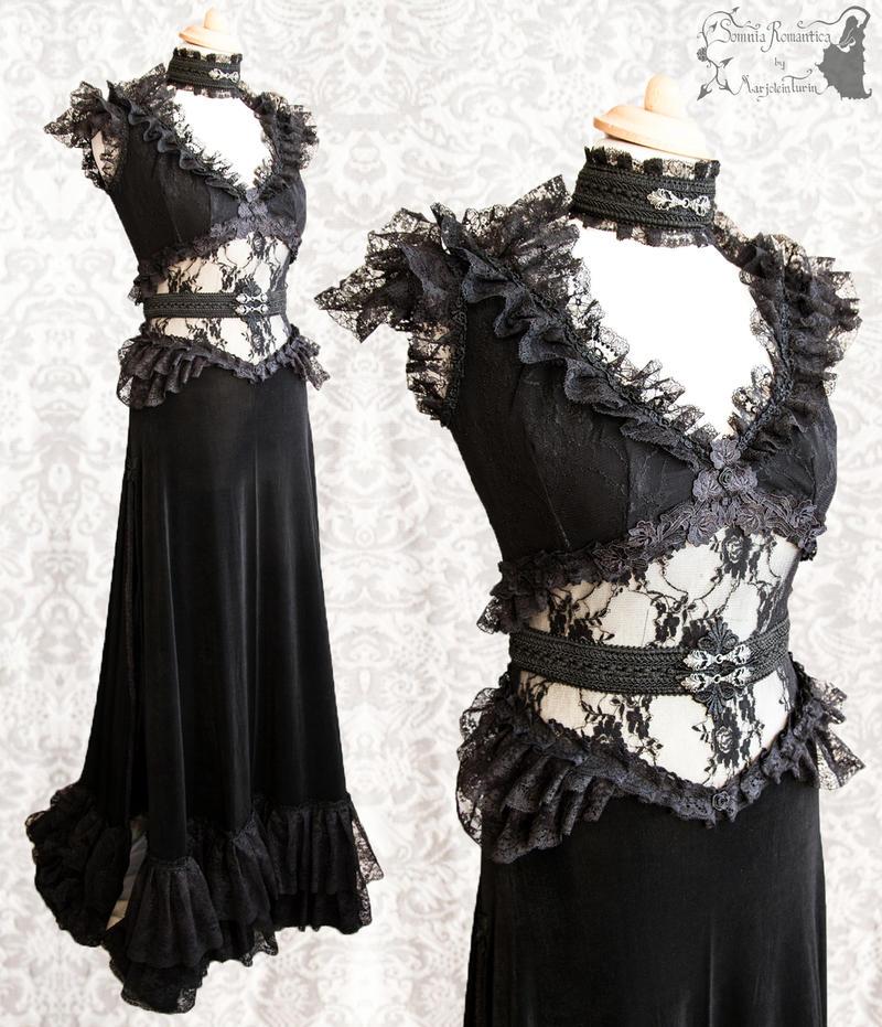 dress 2 fashion show Somnia Romantica by M Turin