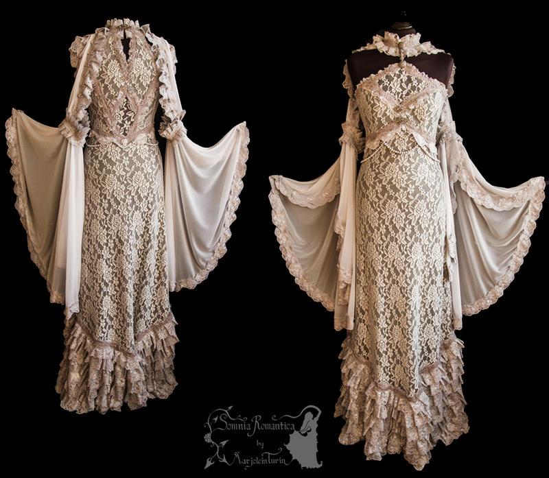 dress 4 fashion show, somnia romantica by M. Turin by SomniaRomantica