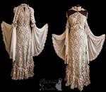dress 4 fashion show, somnia romantica by M. Turin
