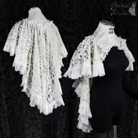 Capelet bridal lace, Somnia Romantica by M Turin