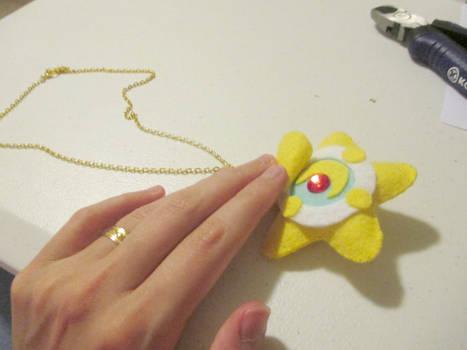 Sailor Moon's Star Locket Necklace