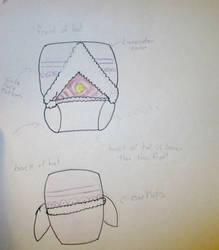 Shirayuki's Hat Design