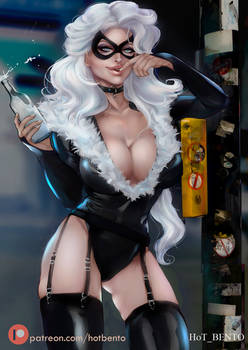 Black Cat Felicia Hardy