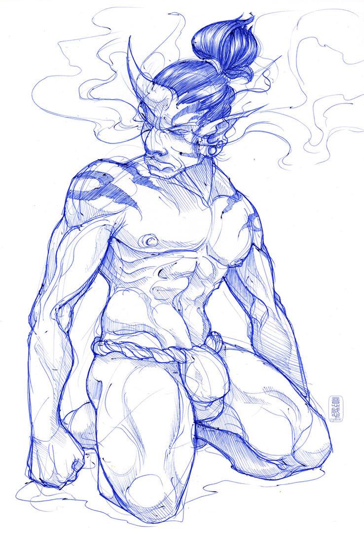 24hr sketch 292 by fydbac
