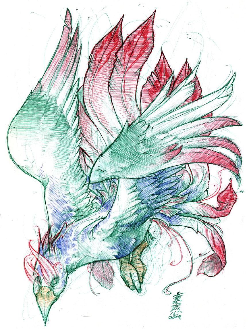 shigeki.zumi: tattoo sketchbook: 017 by fydbac