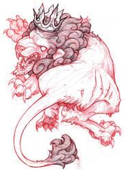 shigeki.zumi: tattoo sketchbook: 021