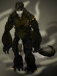 characo 095: Krokodil by fydbac