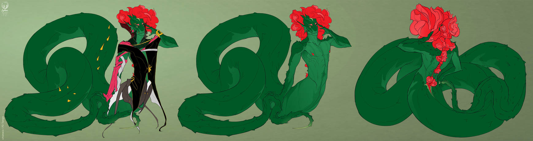 characo sketch 170