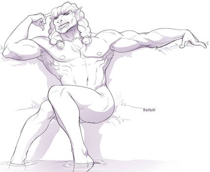 iron sketch 078