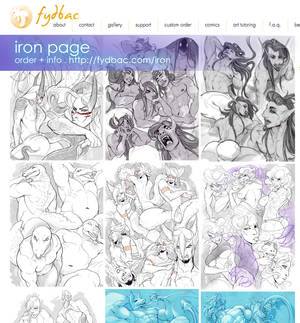 Iron page   SLOTS AVAILABLE