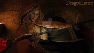 Raistlin Majere - Dragonlance