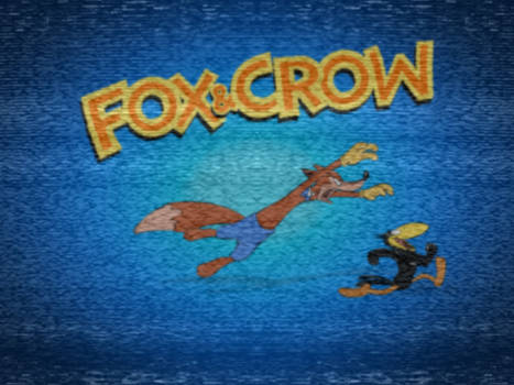 if Fox and Crow was on Cartoon Network