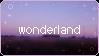 .: Wonderland :. STAMP F2U by La-Yiyi