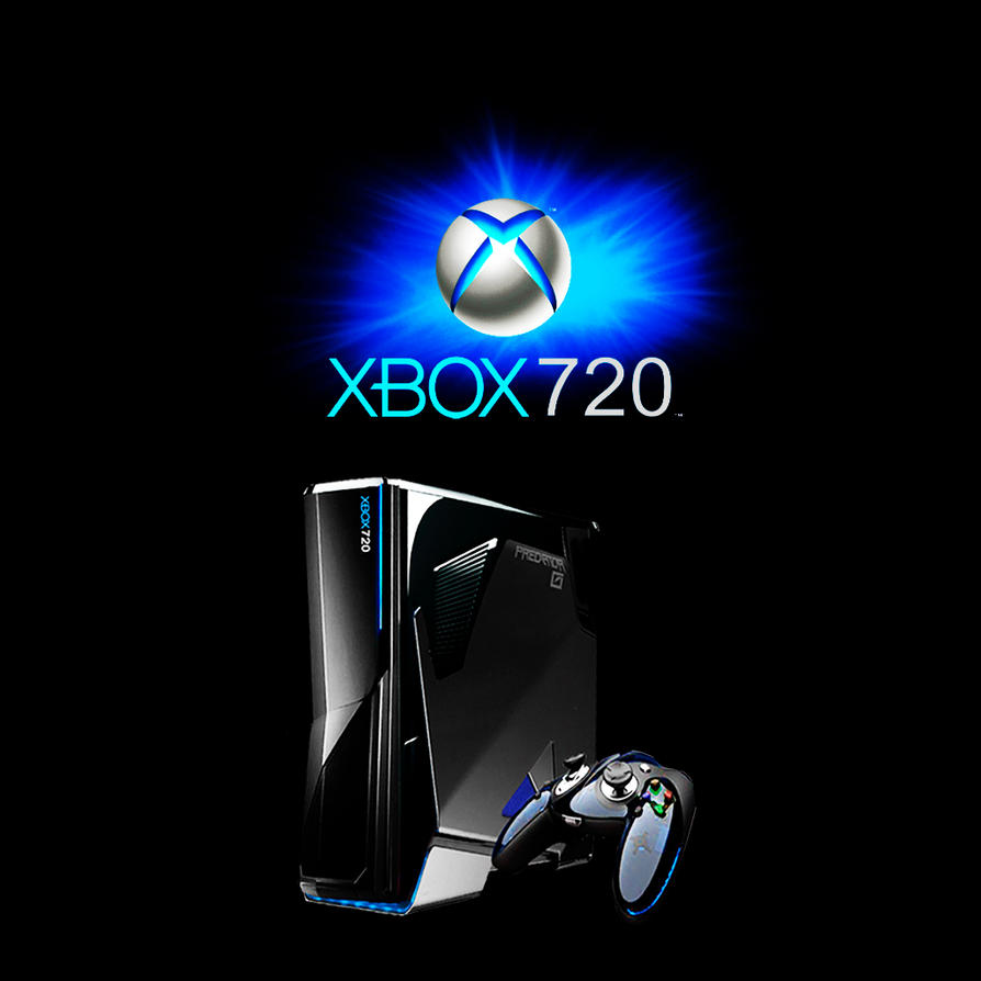 Xbox 720 Release Date : Xbox by jhonconnor on deviantart