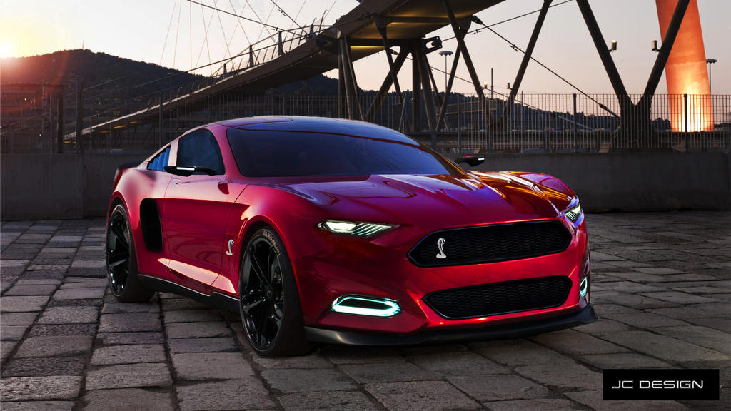 2015 Ford Mustang Concept By Jhonconnor On Deviantart