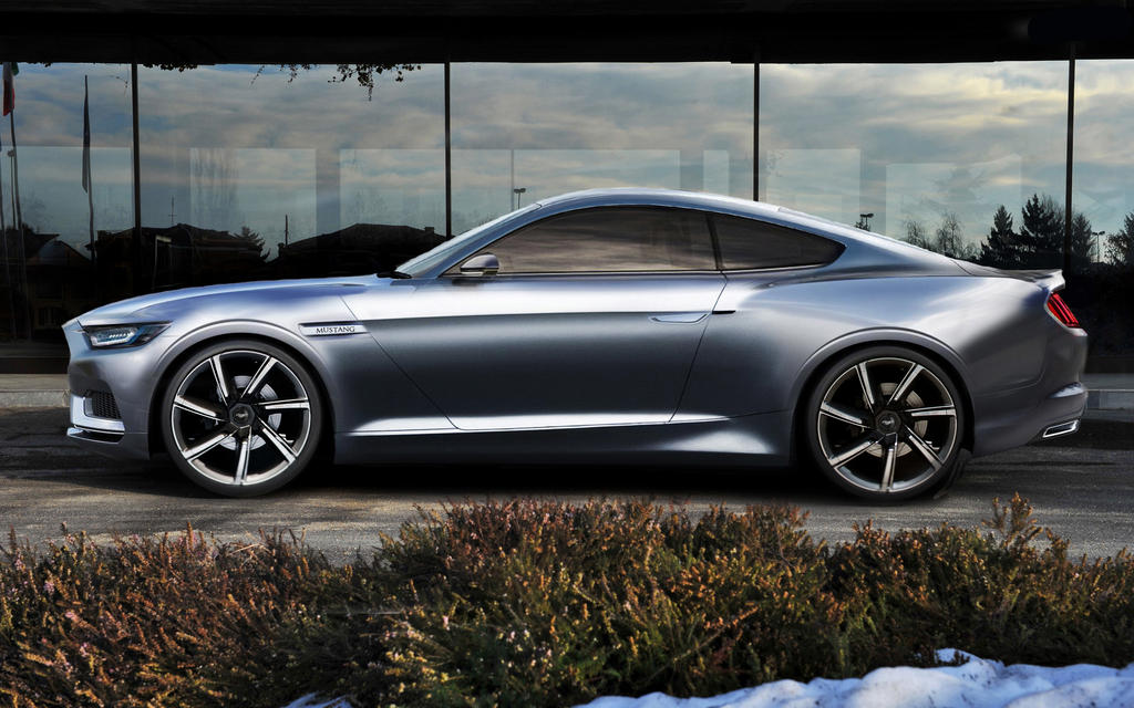 2022 Ford Mustang S650