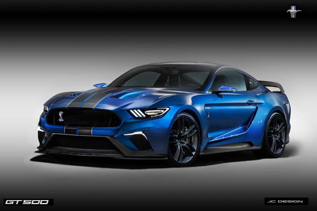 ford mustang shelby gt500 2017