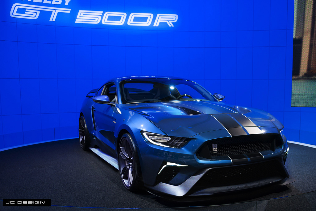 Shelby Gt 500r Concept Car 2016 By Jhonconnor On