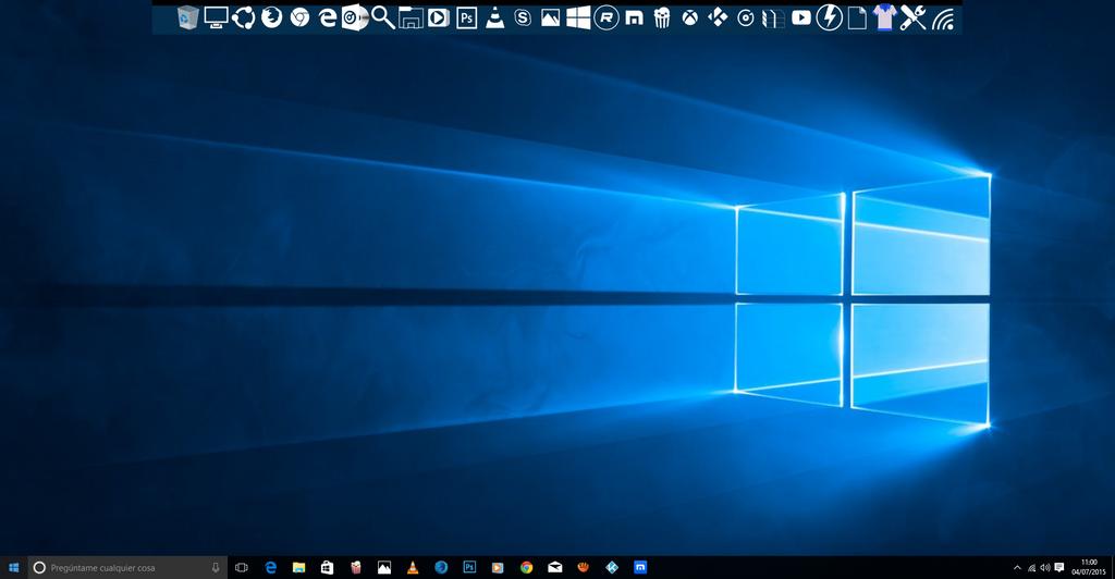 Rocketdock Windows 10