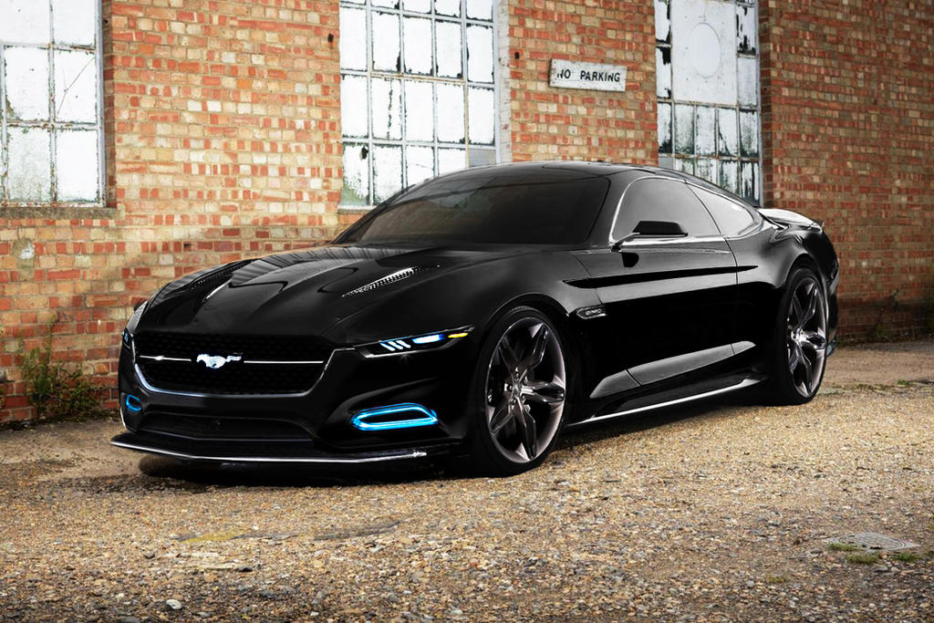 2021 Ford Mustang Gt By Jhonconnor