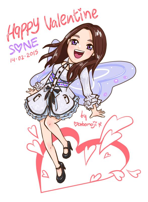 Taeyeon - Love Fairy by babomoji