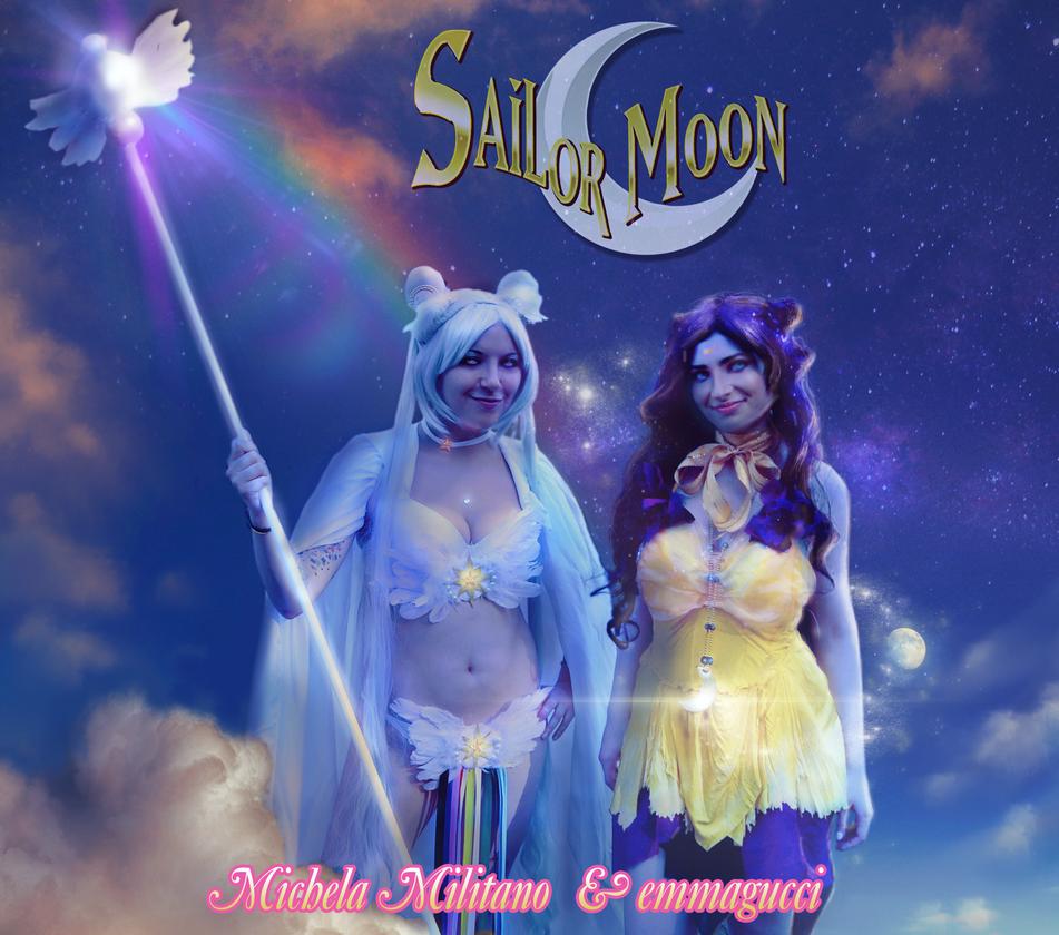 Luna - Sailor Moon by emmagucci