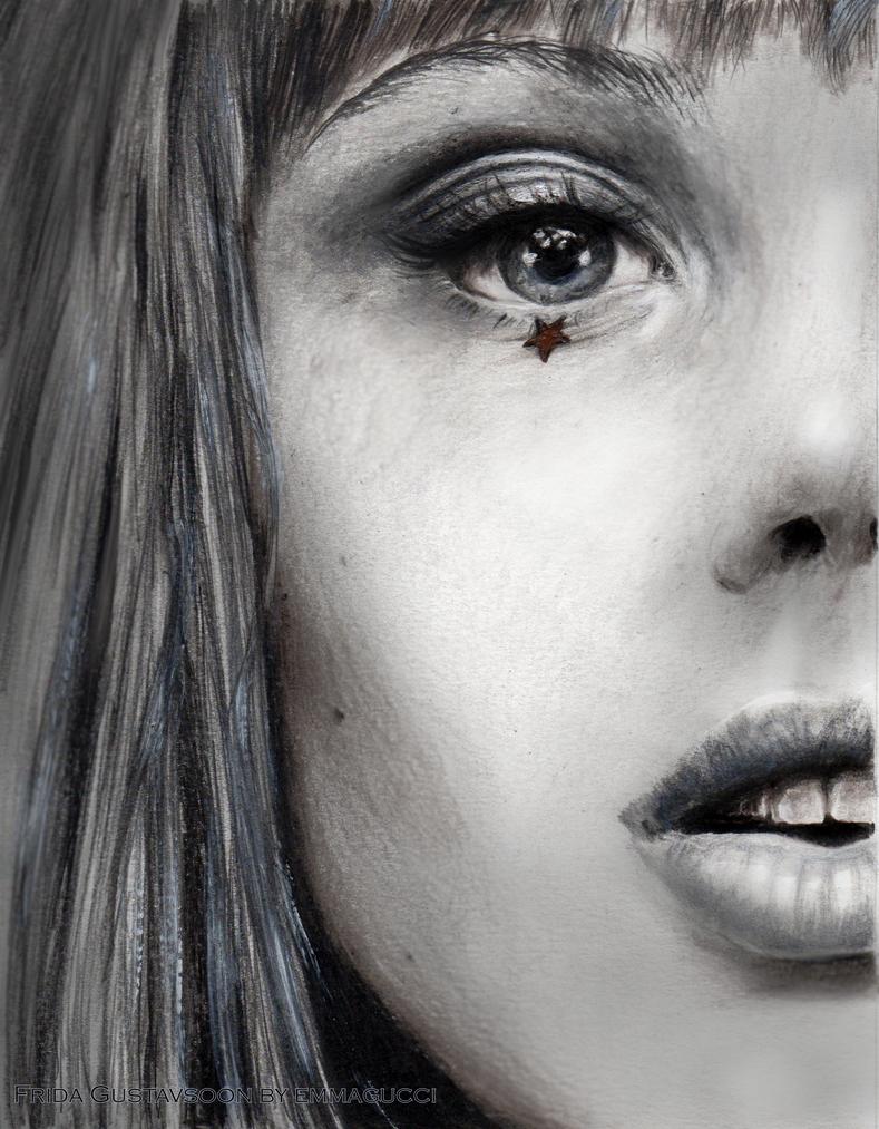 Frida Gustavsson by emmagucci