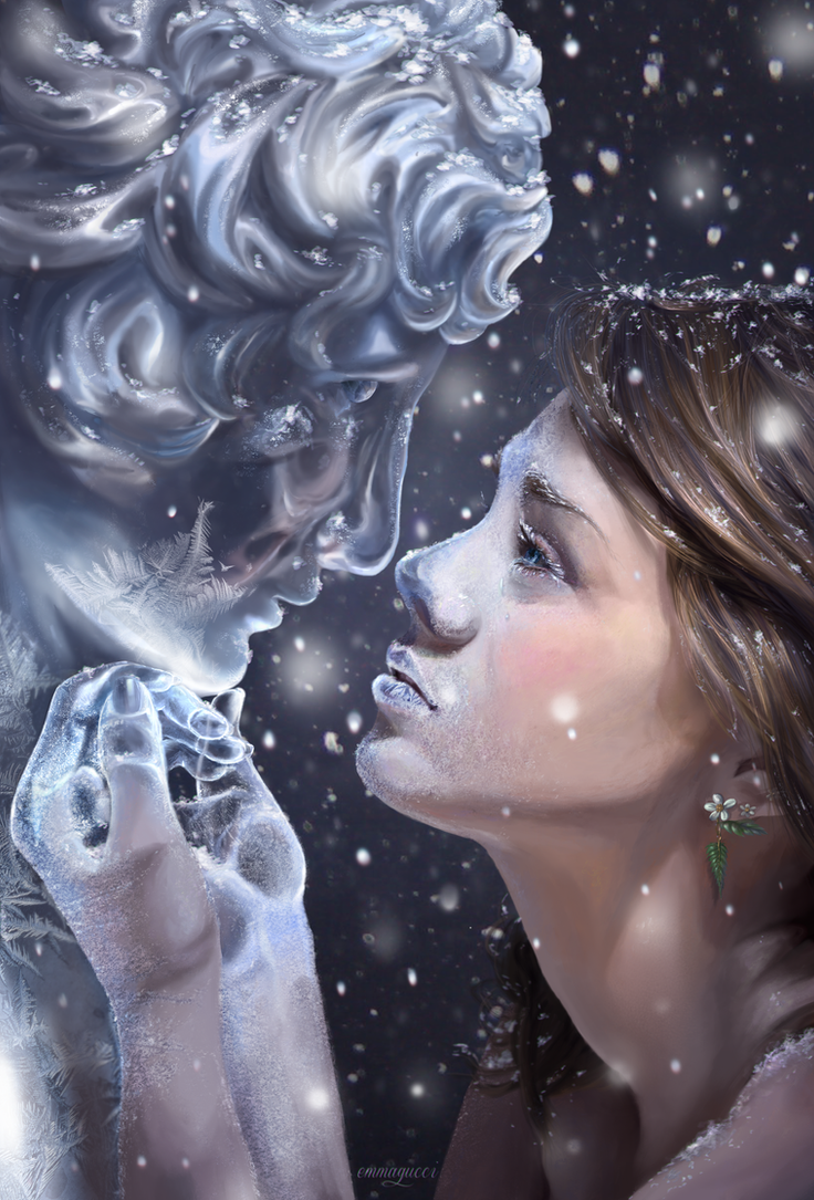 Cold Story (part I) by emmagucci
