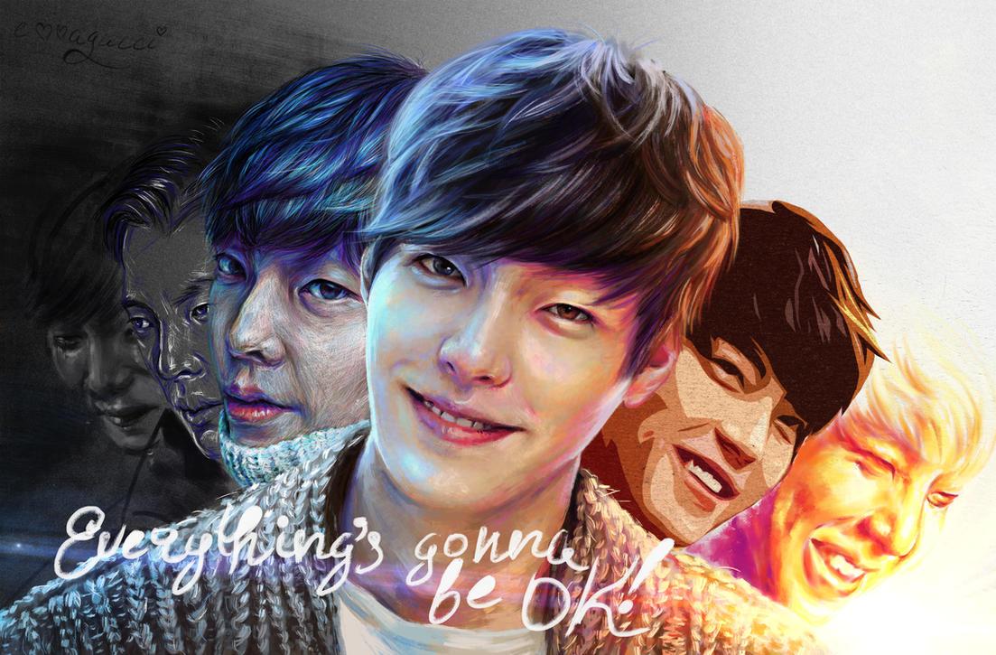 Kim Woo Bin by emmagucci