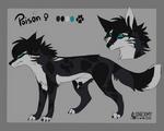 Poison - MY OC BBA Fan by SnexMy
