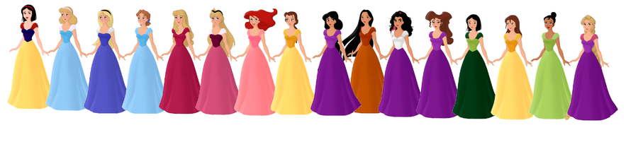 how to draw disney princess in modern day
