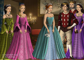 The Selection by supereilonwypevensie