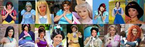 Real Life Disney Heroines