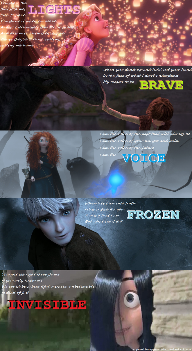 The Big Four [Plus 1] by supereilonwypevensie