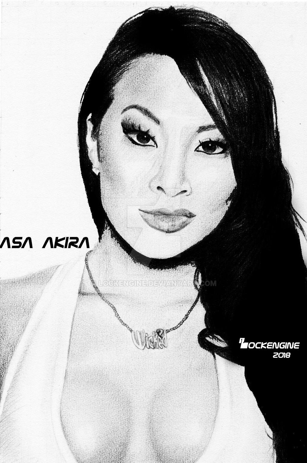 Akira asha Asa Akira