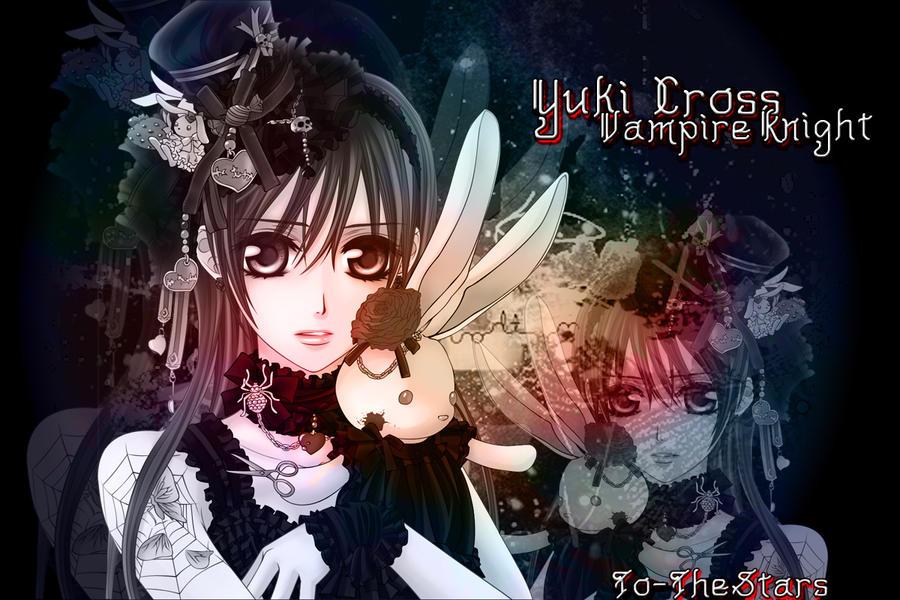 To Thestarsdeviantart Art Vampire Knight Yuki Cross Wallpaper 335038551