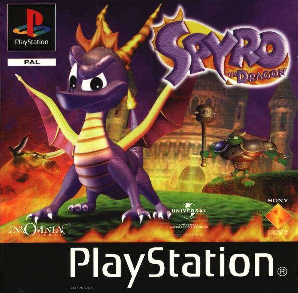 all spyro games