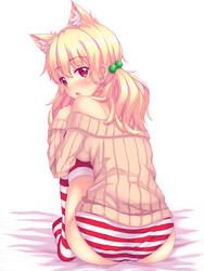 Naala cute shimapan by NottyTiffy