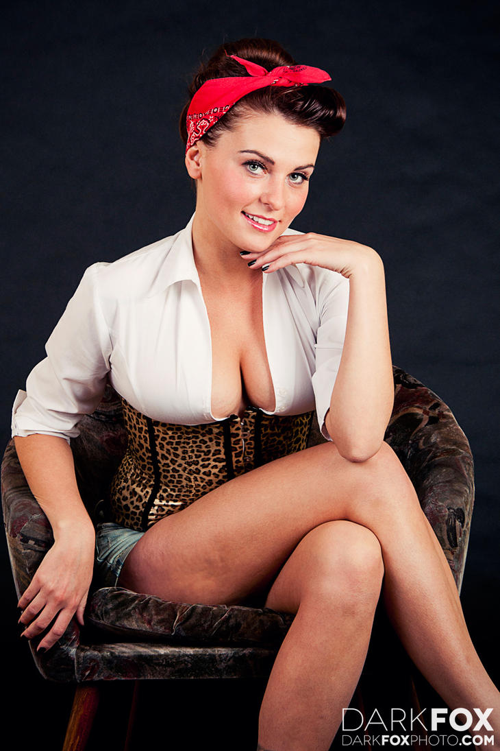 Pin up 03 by DarkFOXphoto